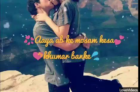 Aaye Ho Meri Zindagi Hindi Love Status Video