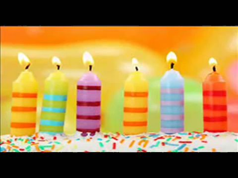 Birthday Cake Flowers Chocolate Video