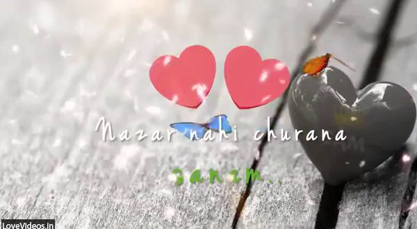 Collection Of Hindi Love Songs Status Video