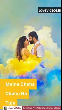 Dil Meri Naa Sune Full Screen Whatsapp Status Video
