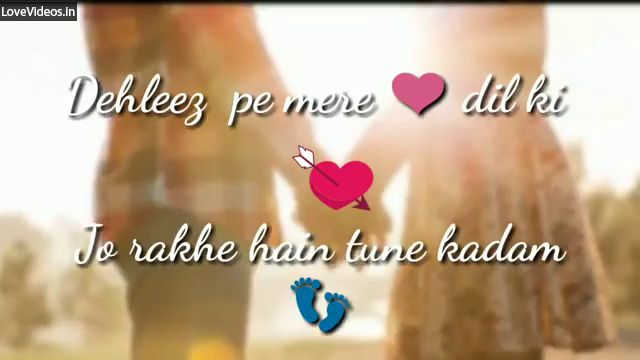 Haan Sikha Maine Jeena Best Love Status Video