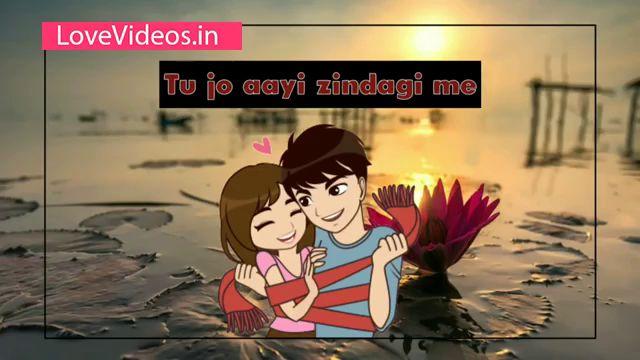 Hai Kasam Romantic Love Status Video Song
