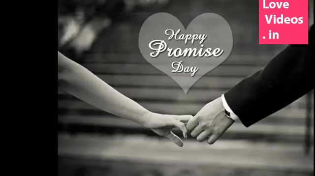 Happy Promise Day For Love Status Video Download