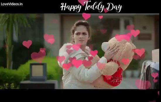 Happy Teddy Day Punjabi Whatsapp Love Status Download