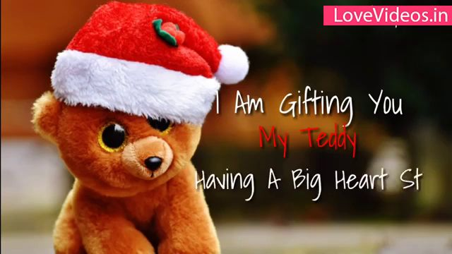 Happy Teddy Day Wish For Love Status Video Download