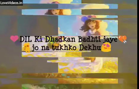 Haste Haste Jan Bhi Dedu Romantic Status Video