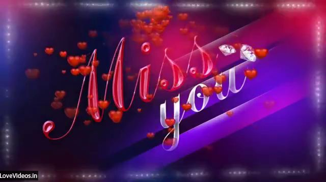 Kaise Bataye Miss You So Much Love Status Video