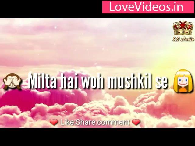 Kal Ho Naa Ho Love Video