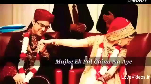 Mujhe Ek Pal Chain Na Aaye Sajna Tere Bina