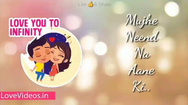 Romantic Video Status For Monsoon