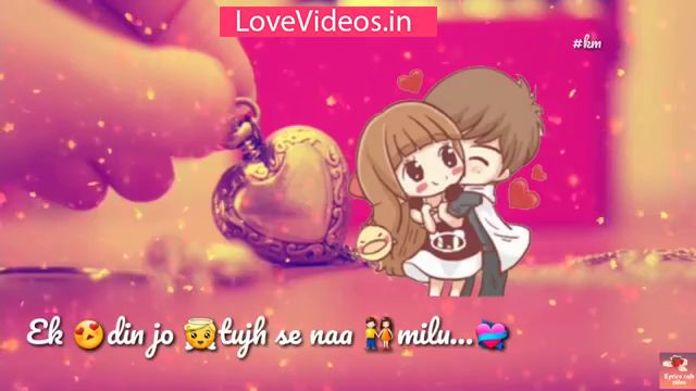 Sajana Tere Bina Beautiful Hindi Love Status Video