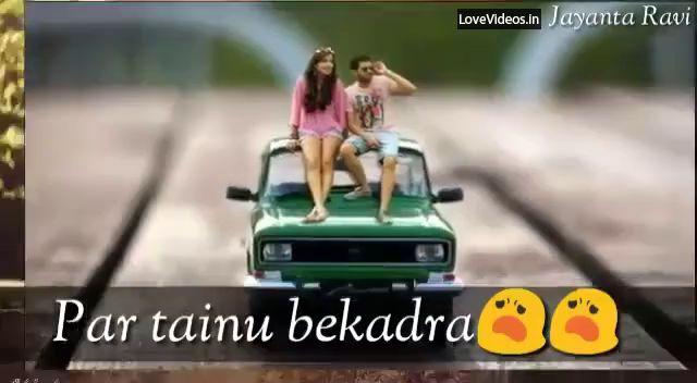 Tainu Paake Lageya Punjabi Status Video